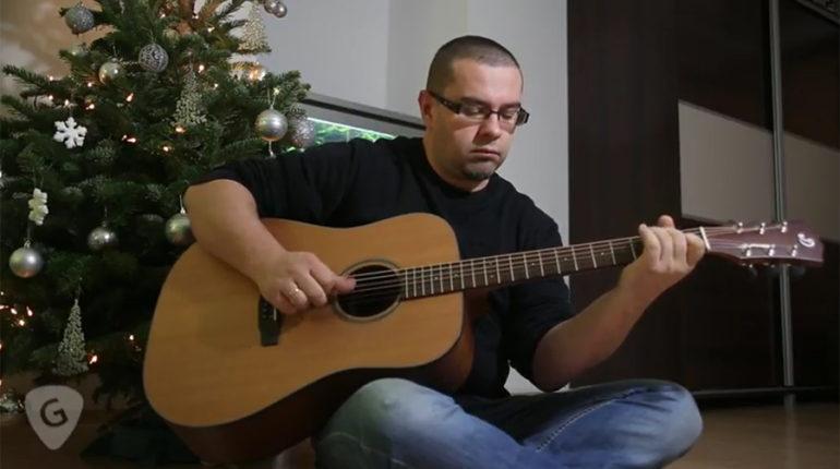 Wesołych Świąt życzy Gitarmaniak