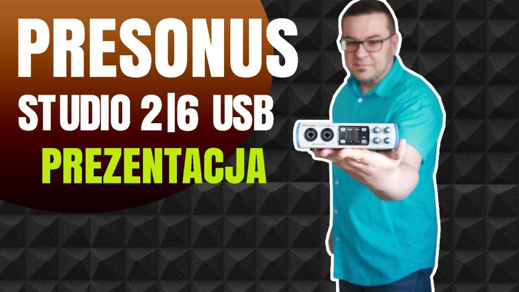 PreSonus STUDIO 2 6 USB