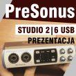 PreSonus 2|6 USB