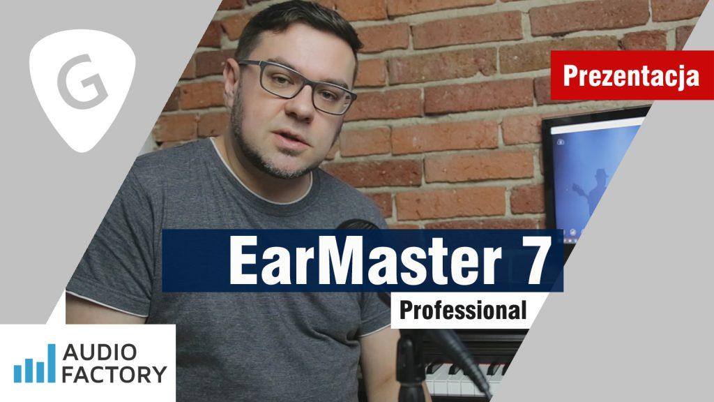 EarMaster 7 PRO - Kształcenie Słuchu