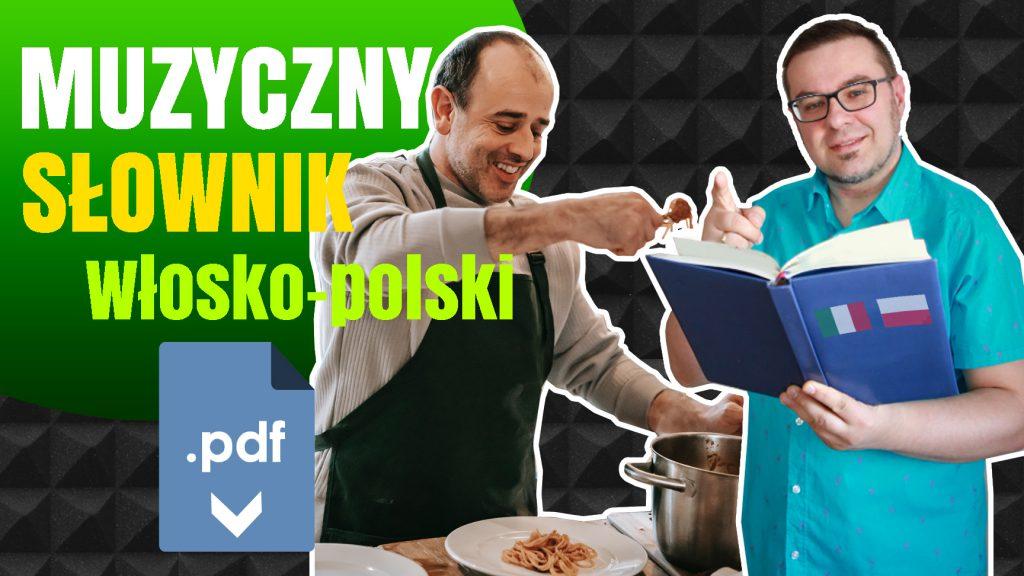 Włosko-polski słownik pojęć muzycznych