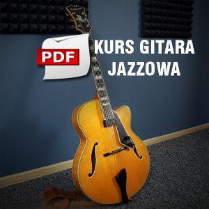 Kurs gitara jazzowa dla początkujących