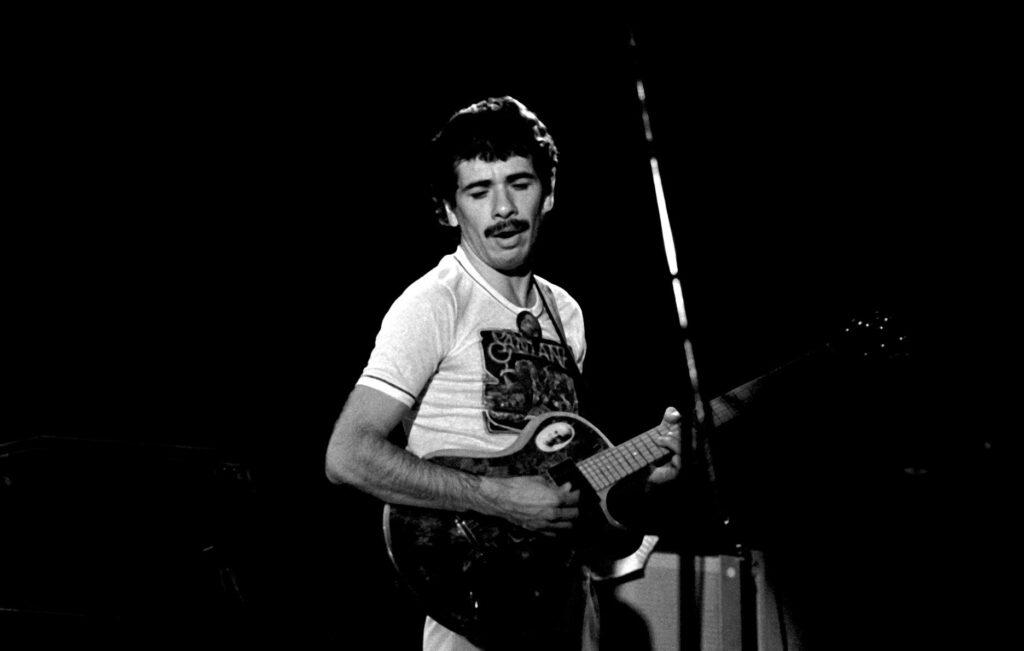 Carlos Santana - Legendy gitary